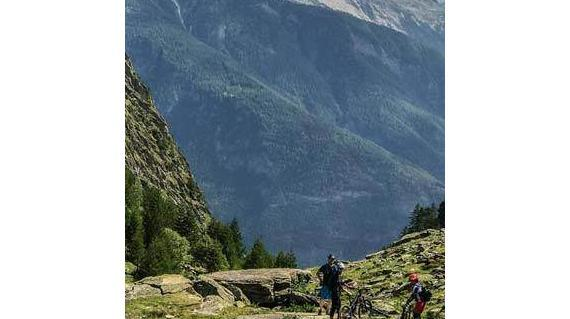 Wallis Bike Touren by Swiss Bike Tours
