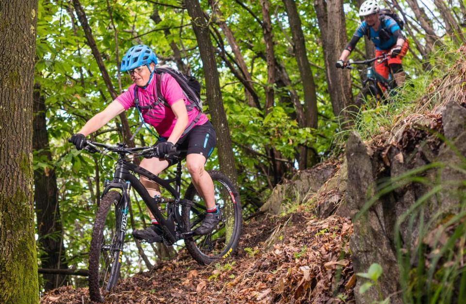 Auffahrt Bike Wochenende Tessin