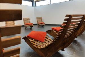 Enduro Fahrtechnik Weekend Sauna Ruhe Bereich