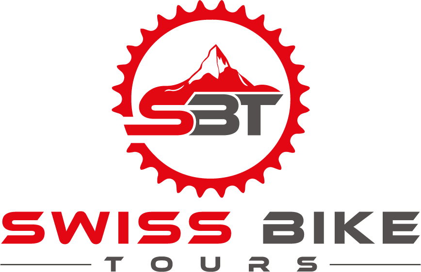 Logo Swiss Bike Tours farbig