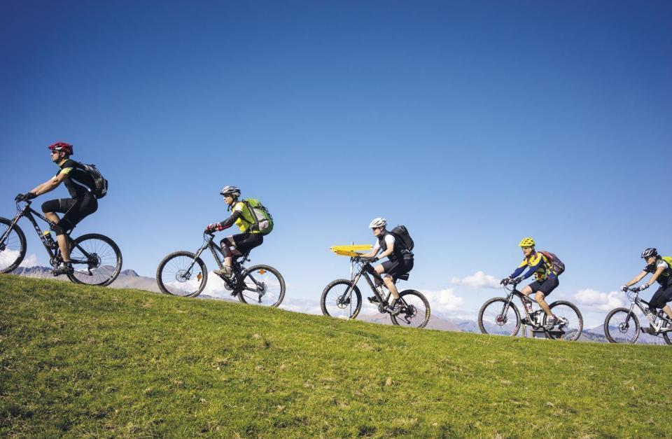 Tessin Bike Wochenende