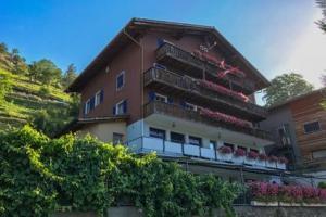 Unser Hotel im Wallis